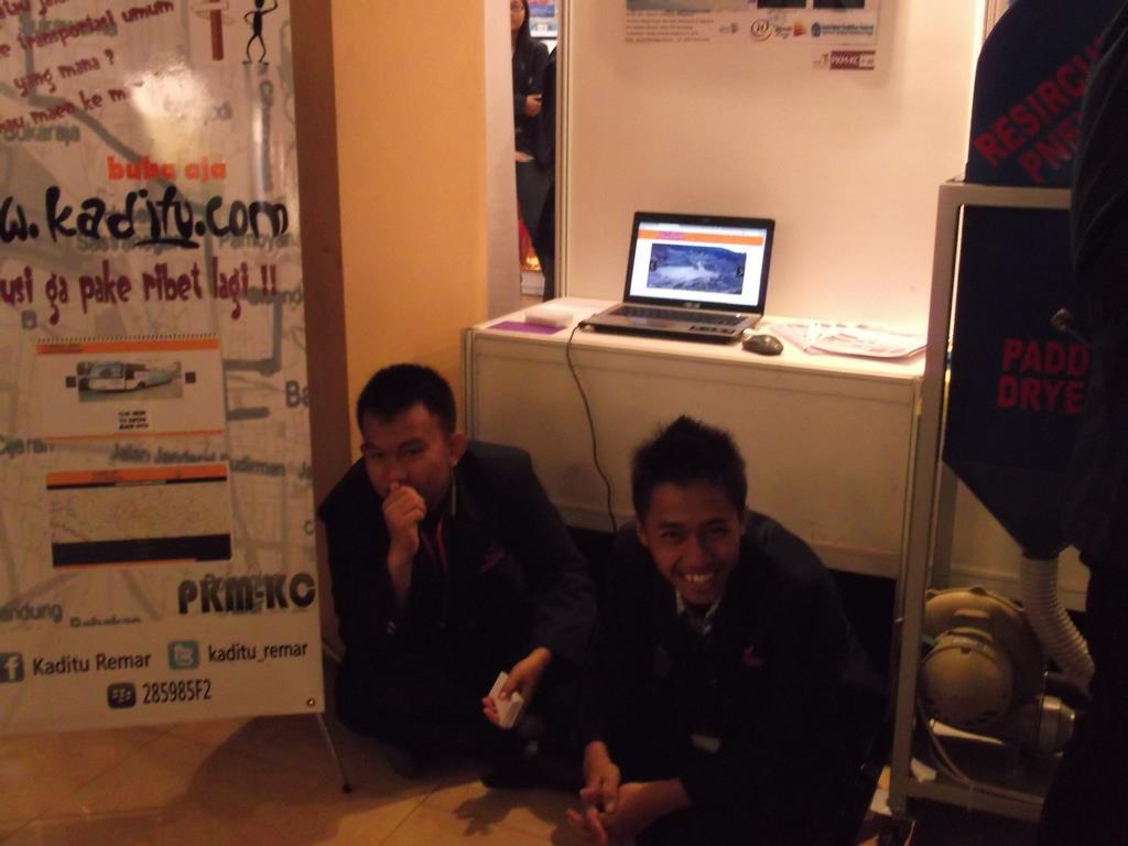 Usulan Program Kreativitas Mahasiswa (PKM) 2012