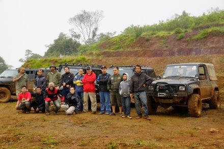 @PojokPendidikan Off-Road Bersama Awakee Indonesia